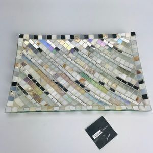 Other - Mirror Tiled Vanity Tray